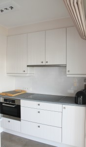 Interieurinrichting appartement